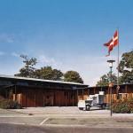 Frihedsmuseet inden branden 2013