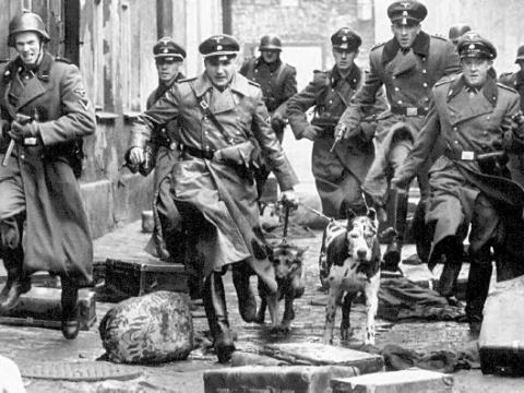 Undslap Gestapo i sidste øjeblik