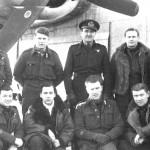 De 11 besætningsmedlemmer som omkom