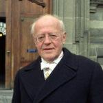 1926 - 2003     Foto: Bjarne Lütcke  Ca. 2000